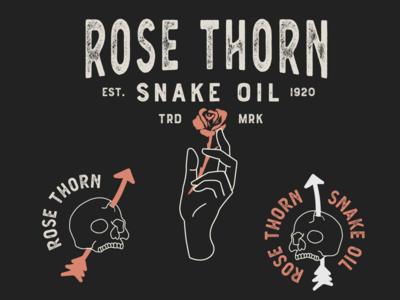 Rose Thorn