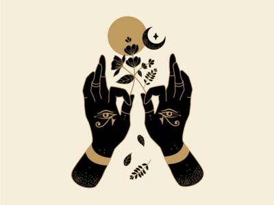 Egyptian Hands