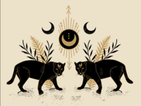 Celestial Panthers