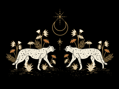 Celestial Cheetahs