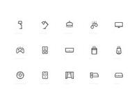 Household appliances  icon