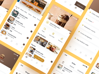 Coffee reservation App