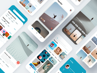 Daily wallpaper app