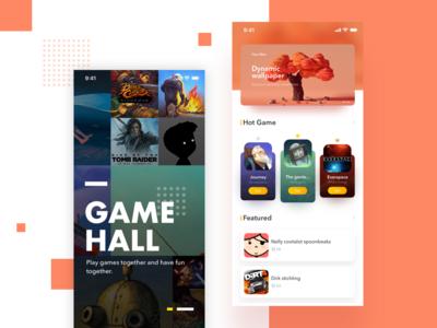 GameHall App