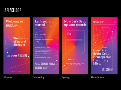 App Onboarding flat web app mockup ux ui conceptual adobe illustrator branding brand identity