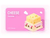 2.5d Cheese shop