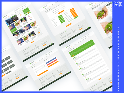 top-oze / webdesign / portal webdesigner uidesigns ux web ui  ux portal fotowoltaika energia design layout ui design website uiux ui webdesign uidesign