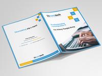 Katalog firmy informatycznej / IT catalog