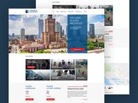 Homepage - webdesign