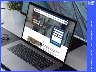 Serwis BMW / webdesign