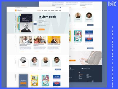 Wydawnictwo / webdesign