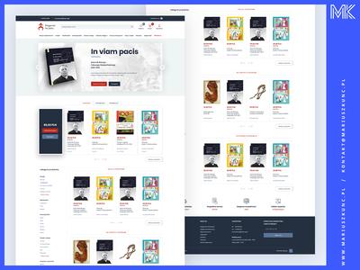 Sklep / Shop / webdesign