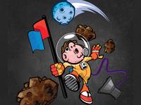 Spaceman Aceman.Dribbble