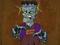 That Bastard Frankenstein!