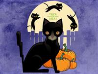 Black Cats Dance