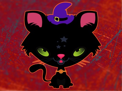 Picatrix the Black Cat