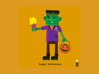Happy Halloween 2019! The Monster's First Date