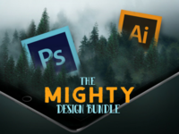 The Mighty Design Bundle: 4000+ Incredible Design Resources