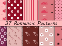 37 Free Romantic Patterns