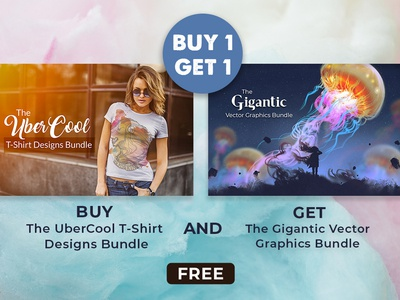 BOGO – Limited Time Offer