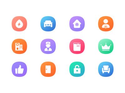 Icon design ui icon design