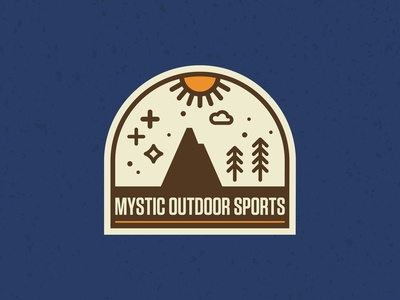 Mystic Outdoors Illustration