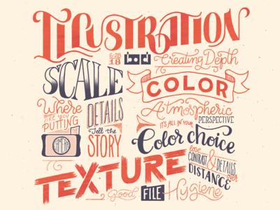 Illustration Notes