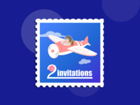 Invitations give you