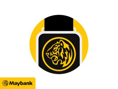 Maybank Wearables App
