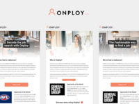 Onploy - Newsletter