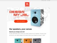 Design my jbl email 2x