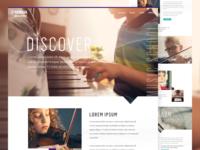 Yamaha Music School - Original Proposal