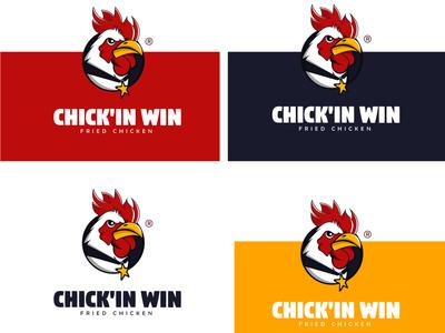 Chickin win logi