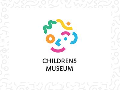 Children's museum logo playground museum memphis children