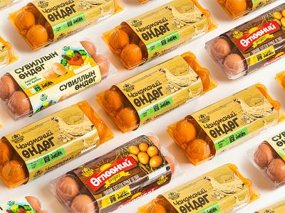 EGG (Chandmani) chicken packaging branding egg