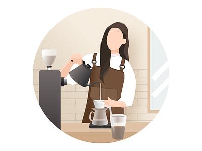 Coffee 设计 插图