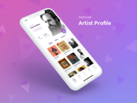 Music App / Profile