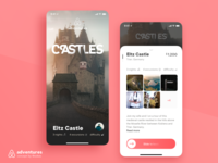 Airbnb Adventures Concept / Static 1