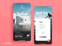 Airbnb Adventures Concept / Static 2
