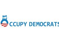 #004 Occupy Democrats Logo Design