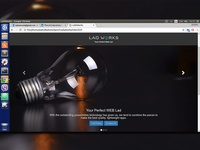 UI/UX Design Lad Works