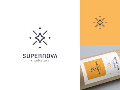 Supernova Arch symbol icon symbol supernova star logo star icon a day icon artwork visual  identity brand and identity brand design icon typography logo branding ui simple ux minimal flat
