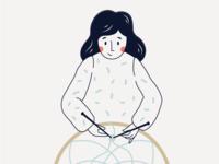 Artisan woman 2