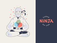 Color ninja - Brand & Illustration
