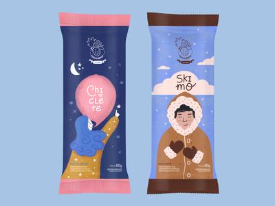 WIP - Ice cream package