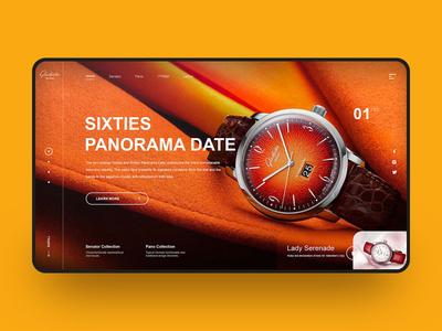 Watch Web Design