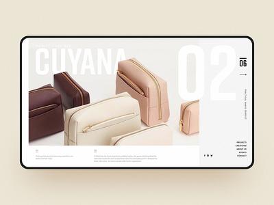 Bag Store Web Design