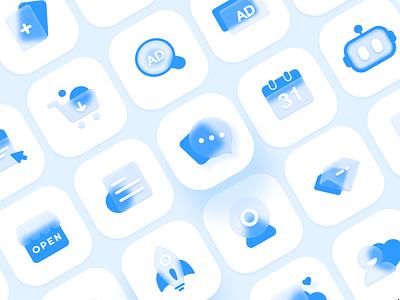 icon logo branding celebrate 设计 插图 ui