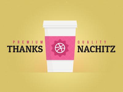Thanks Coffee coffee thanks