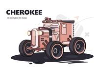 Cherokee Car